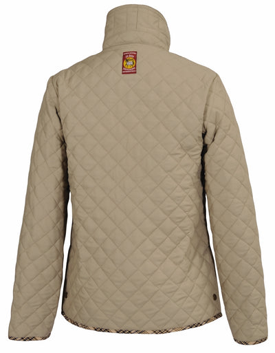 5/A Baker Ladies Country Quilted Jacket_4520