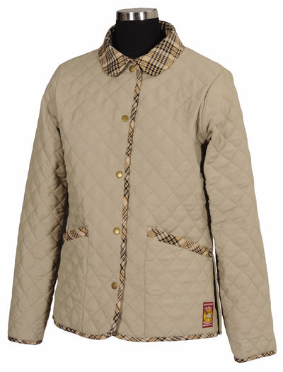 5/A Baker Ladies Country Quilted Jacket_4519