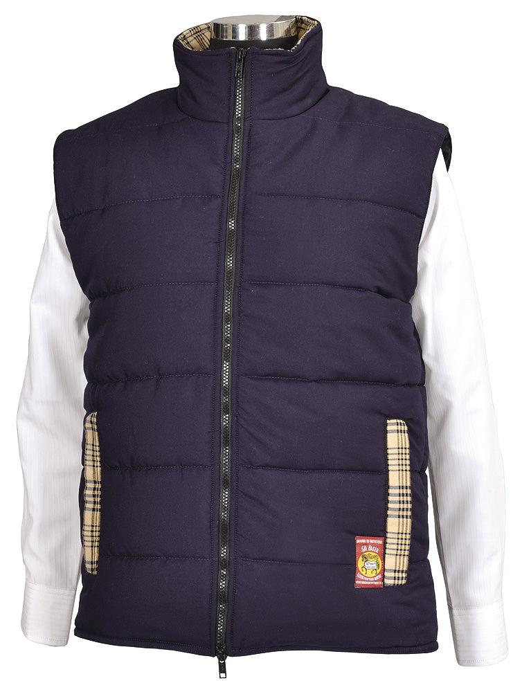 5/A Baker Ladies Country Quilted Vest_3258