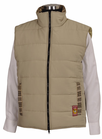 Baker Ladies Country Quilted Vest_237