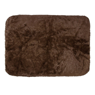 Baker Plaid Rectangular Dog Bed_2235