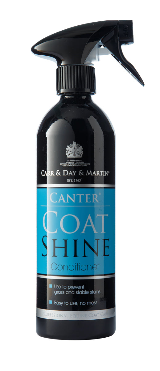 CARR & DAY & MARTIN BELVOIR CANTER COAT SHINE SPRAY 500 ML ALUMINUM BOTTLE_5399