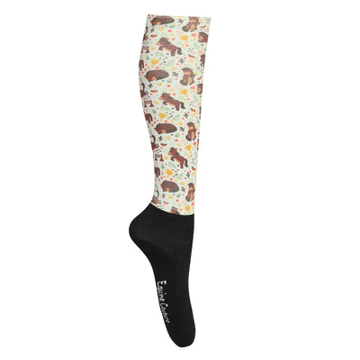 Equine Couture OTC Boot Socks_5739
