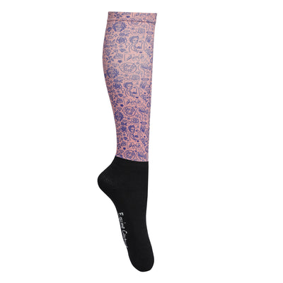 Equine Couture OTC Boot Socks_60