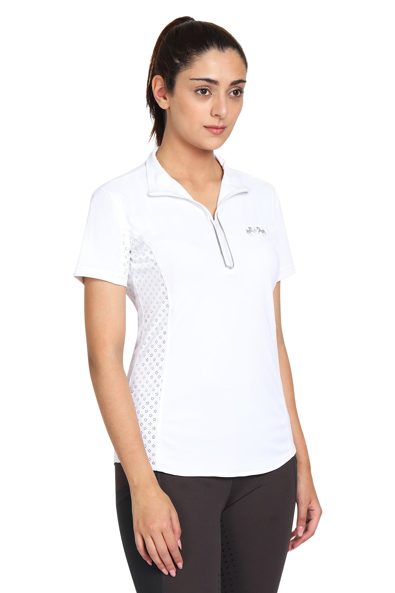 EQUINE COUTURE LADIES MALTA SPORT SHIRT_1