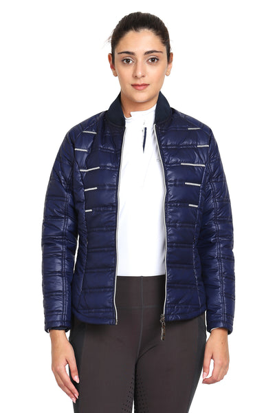 EQUINE COUTURE LADIES ALPINE PUFFER JACKET_4