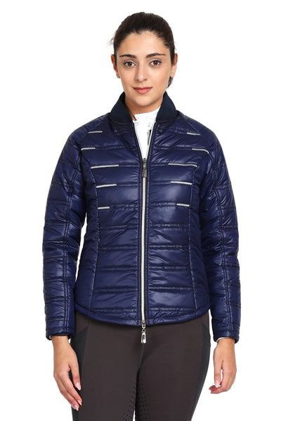 EQUINE COUTURE LADIES ALPINE PUFFER JACKET_2