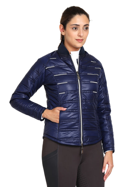 EQUINE COUTURE LADIES ALPINE PUFFER JACKET_3