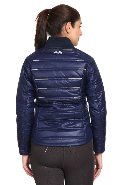 EQUINE COUTURE LADIES ALPINE PUFFER JACKET_5