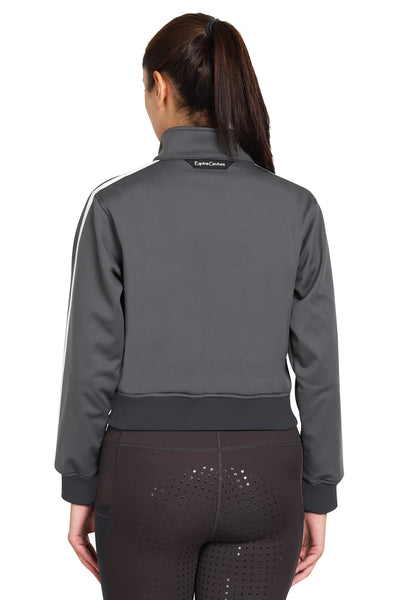 EQUINE COUTURE LADIES PIPPA CROPPED JACKET_5506
