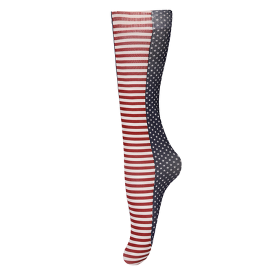 TuffRider Patriotic 3 Pack Socks_5386