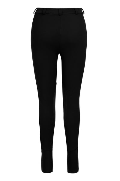 Tuffrider Ladies Long Ribb Knee Patch Breeches_5895