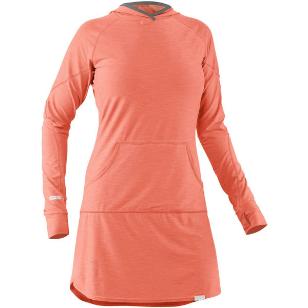 NRS Women's H2Core Silkweight Hoodie Dress