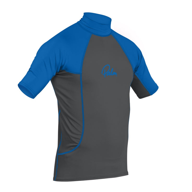 Palm Rashguard Men's Shortsleeve