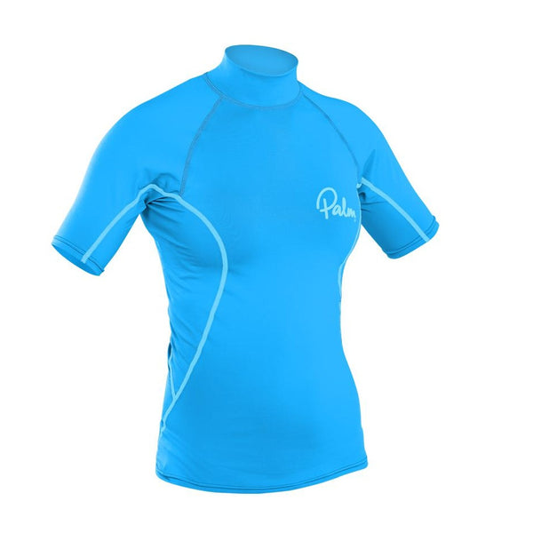 Palm Rashguard Women's Shortsleeve