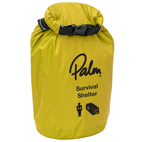 Palm 4-6 Person Survival Shelter