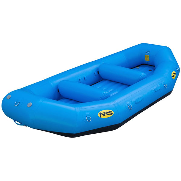 NRS E-120D Self-Bailing Raft
