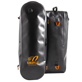 Kokopelli Delta Inflatable Dry Bags (Set of 2)