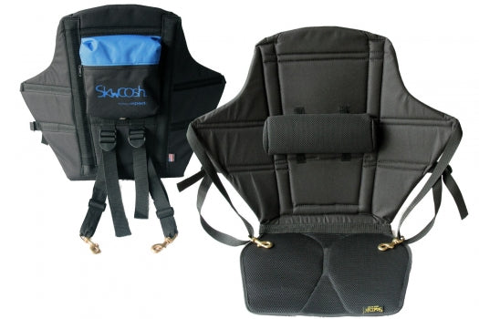 Skwoosh High Back Lumbar Seat