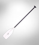 Werner Luna 2pc Straight Shaft Canoe Paddle