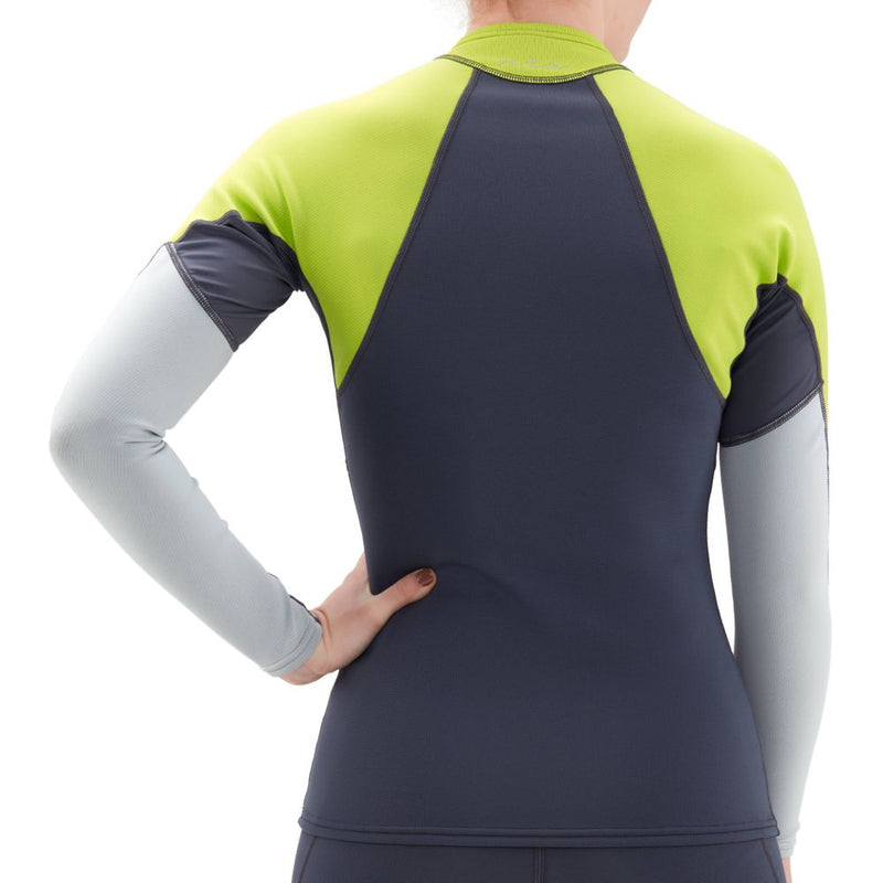 2021 NRS Women's HydroSkin 0.5 Long-Sleeve Shirt