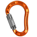 Palm Side Swing HMS Autolock Karabiner Orange