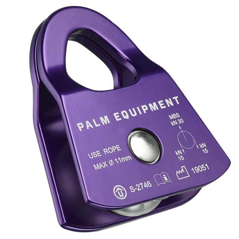 Palm Prusik Minding Pulley