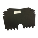 Pyranha Foam Shims for Seat Height Adjustment (Pack of 2)
