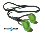 Three Waves Nose Clip