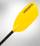 Werner Rio FG 4pc Straight Shaft Paddle