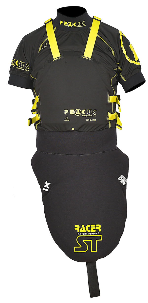 Peak UK Racer ST Shortsleeve Cagdeck