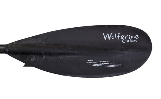 TNP Wolferine 2pc Carbon Paddle