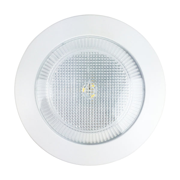 Omni Medium LED Tap Light - White