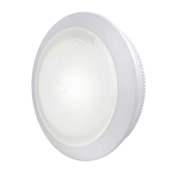 Omni Large LED Tap Light - White