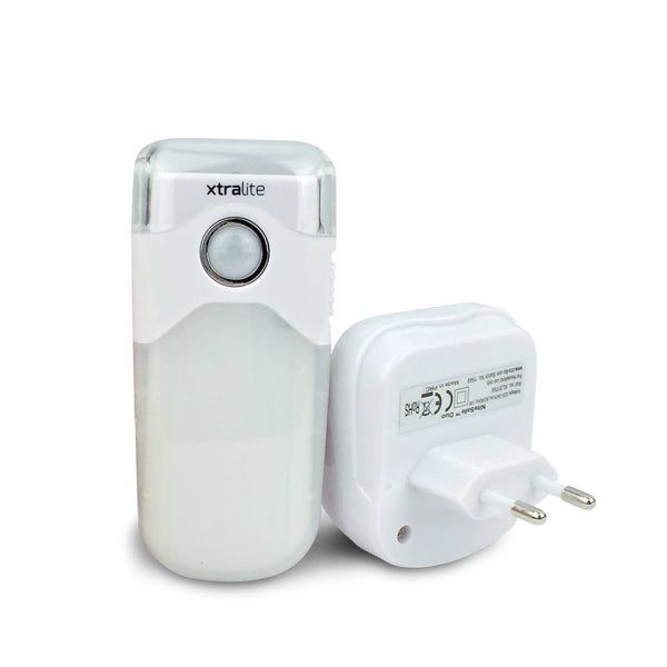 NiteSafe Duo LED Nightlight, Torch & Power Failure Light - White