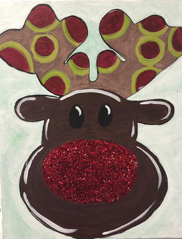 Red Nose Reindeer