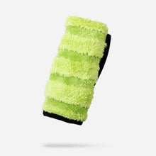 Load image into Gallery viewer, Adam's Green Microfiber Glass Scrubbing Towel