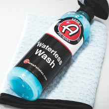 Load image into Gallery viewer, Adam's Microfiber Waterless Wash Towels