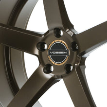 Load image into Gallery viewer, Classic Billet Sport Cap Set For CV/VF/HF Series Wheels (Brickell Bronze)
