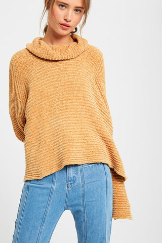 Frappuccino Cropped Sweater