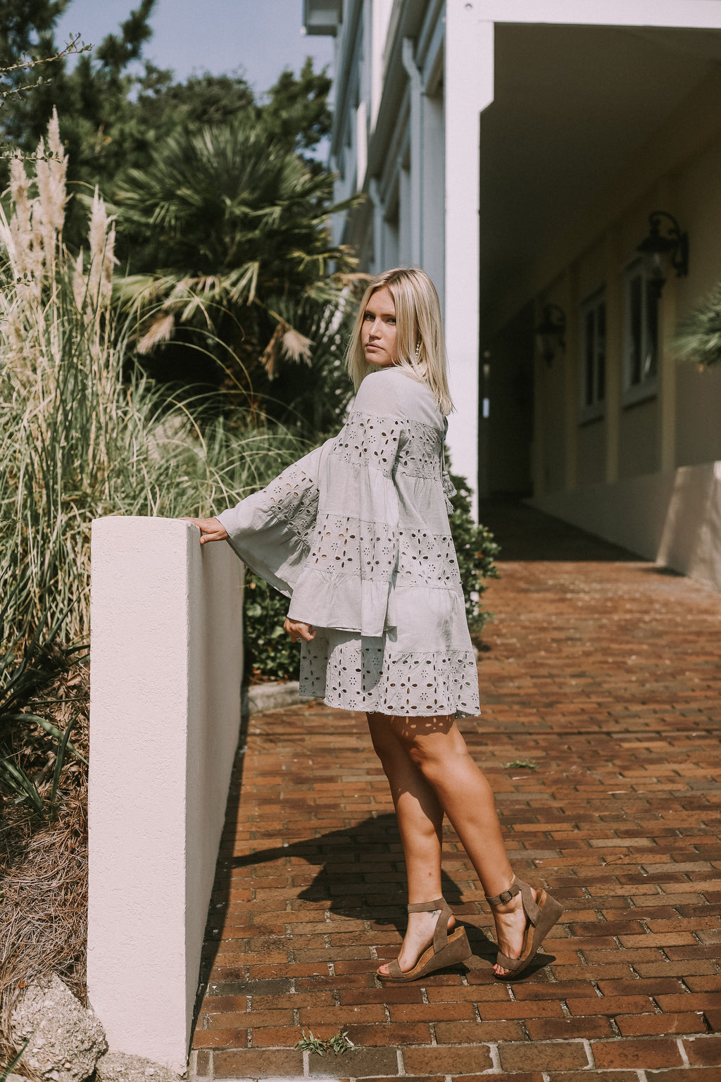 Juniper Lace Dress