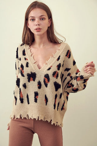 The Get-Away Sweater
