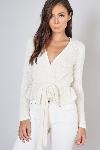 Knot Yours Sweater