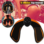 neuromuscular electrical hips & abs muscle stimulator