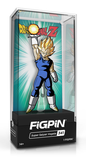 FiGPiN DRAGON BALL Z SUPER SAiYAN VEGETA #341