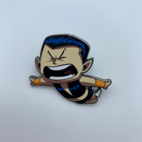 SKOTTiE YOUNG NAMOR SDCC 2019 MARVEL EXCLUSiVE ENAMEL PiN