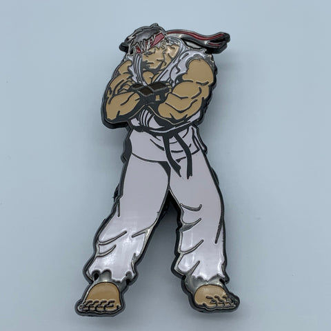 RYU WiNNiNG POSE STREET FiGHTER 2 TURBO SDCC 2017 UDON EXCLUSiVE ENAMEL PiN