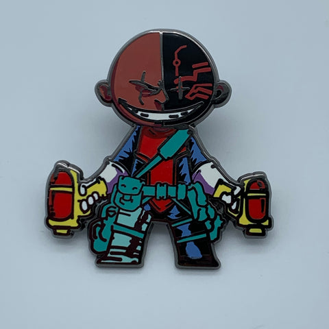 SKOTTiE YOUNG DEATHLOK SDCC 2016 MARVEL EXCLUSiVE ENAMEL PiN