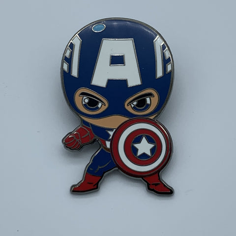 CAPTAiN AMERiCA 1 NYCC 2016 MARVEL EXCLUSiVE ENAMEL PiN