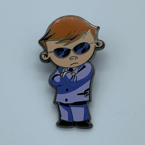 SKOTTiE YOUNG AGENT COULSON NYCC 2015 MARVEL EXCLUSiVE ENAMEL PiN
